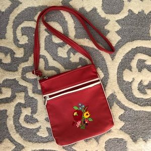 NWOT Authentic Hungarian embroidered crossbody bag